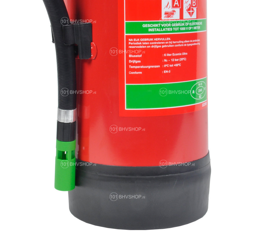 Schuimblusser 6 liter - ECO Ultra