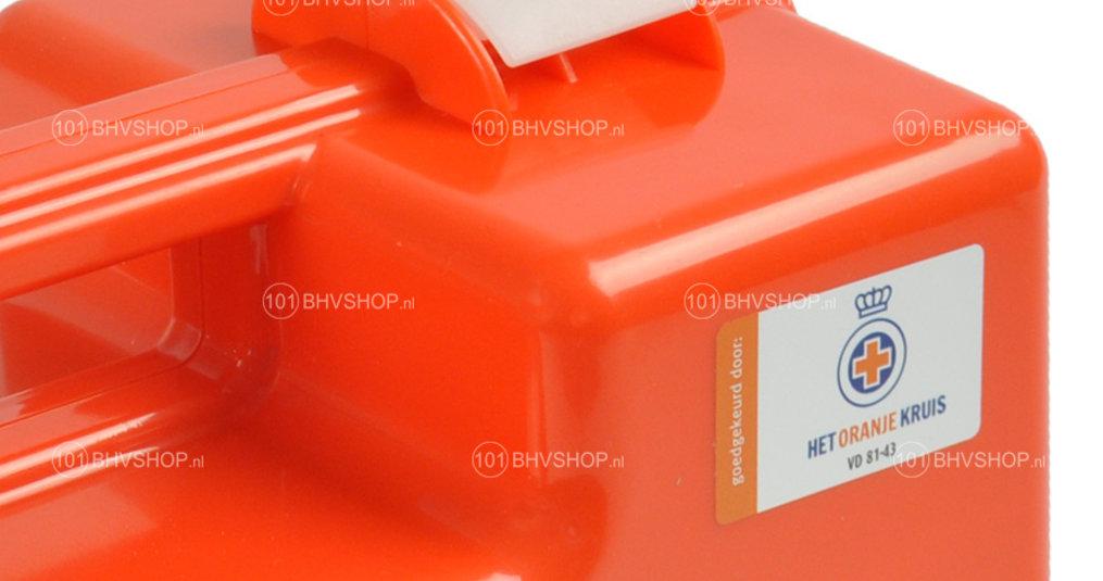 Is een EHBO-koffer verplicht