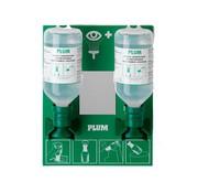 Plum Plum Oogspoeltation Sodium Chloride 2x 500 ml