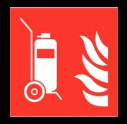 Pikt-o-Norm Bluswagen sticker