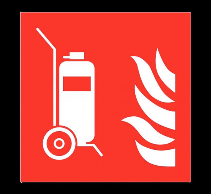 Bluswagen sticker