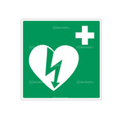 Pikt-o-Norm AED pictogram