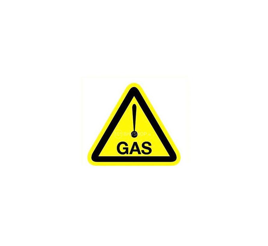 Pictogram gas