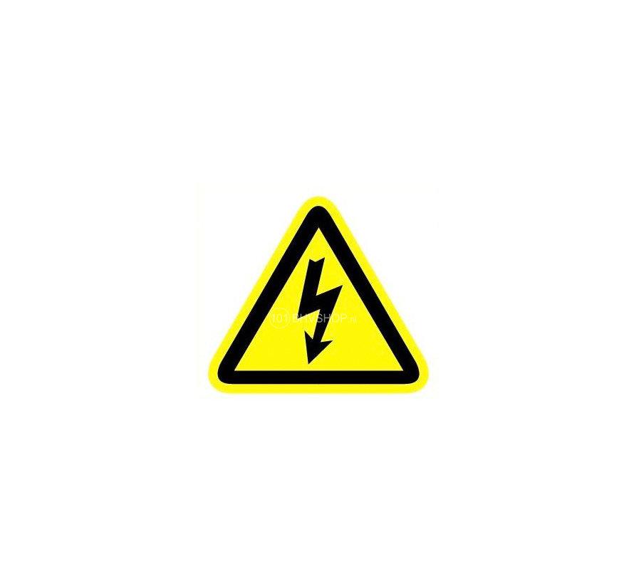 Pictogram elektriciteit en elektrische spanning
