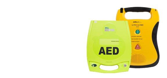 Bekijk en vergelijk verschillende AED's