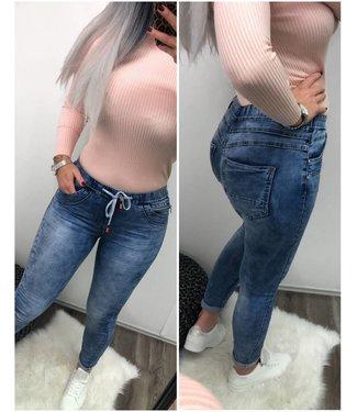 JEWELLY Denim Stretch Jeans - Blue