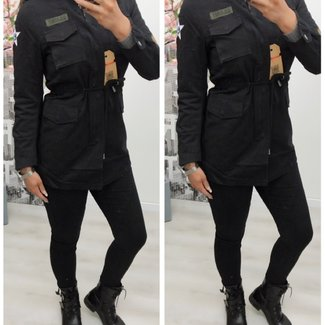 Jacket Army Black