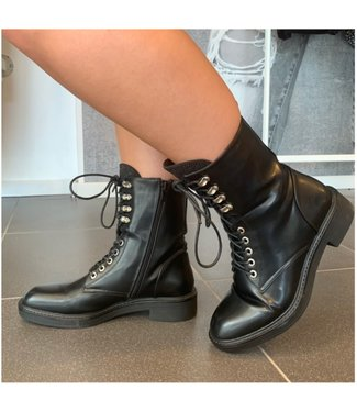 Black Romy Boots
