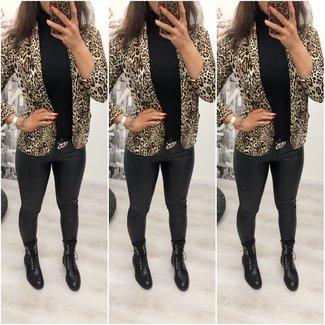 Blazer Leopard - ONESIZE