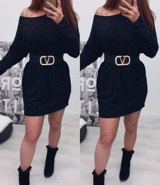Oversized dress CC - onesize