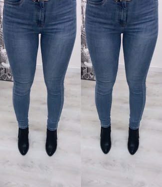 Stretch jeans light blue - Toxic