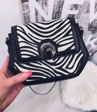 Classy Bag zebra