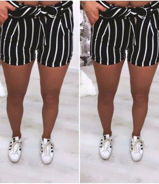 Bow Shortje Stripe