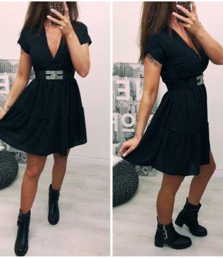 Classy dress Black - ONESIZE