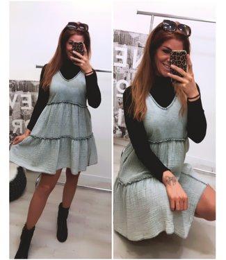 Dress 100% Katoen - ONESIZE