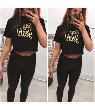 Crop top Say Yeah ( vallen ruim )