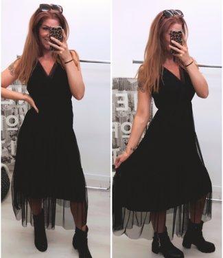 Long dress Black - ONESIZE