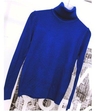 Basic col Kobalt blauw - ONESIZE