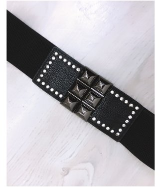 Taille riem Black - ONESIZE