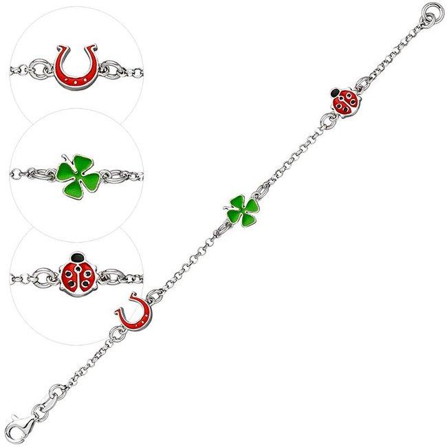 Aurora Patina Kids bracelet Lucky little rascals