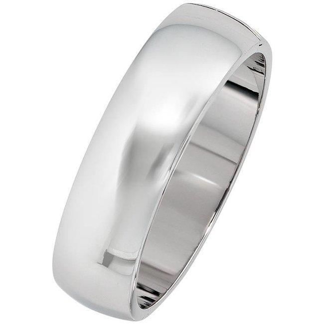 Silver bracelet Elegance 20 mm wide