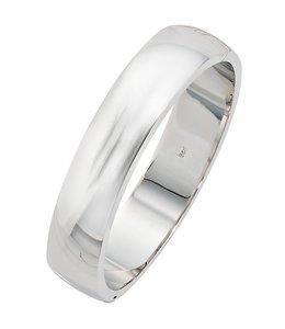 Aurora Patina Silver bracelet Elegance 15 mm wide