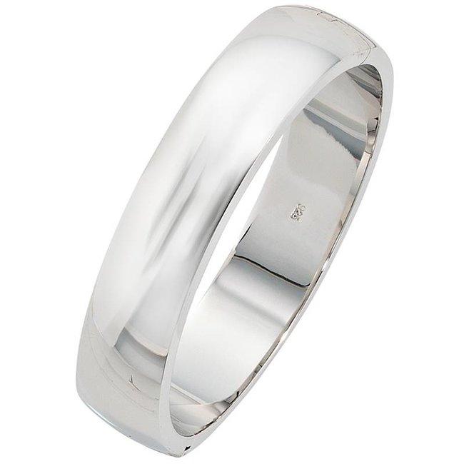 Aurora Patina Zilveren armband Elegance 15 mm breed