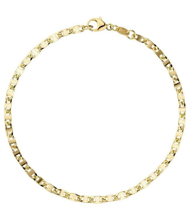 JOBO Gold bracelet (585) 19 cm