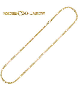 JOBO Gold necklace 45 cm Ø 3 mm