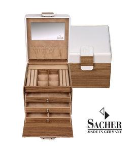 Sacher Jewellery case Evita Oak