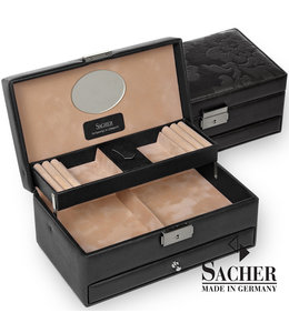 Sacher Jewelry box Hanna Black