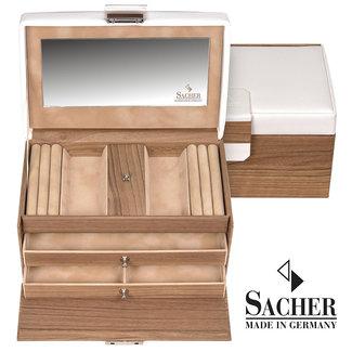 Sacher Jewellery case Eva Oak