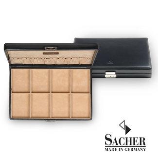 Sacher Watchbox black for pocket watches
