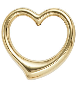 JOBO Gold pendant Heart 333 8ct.