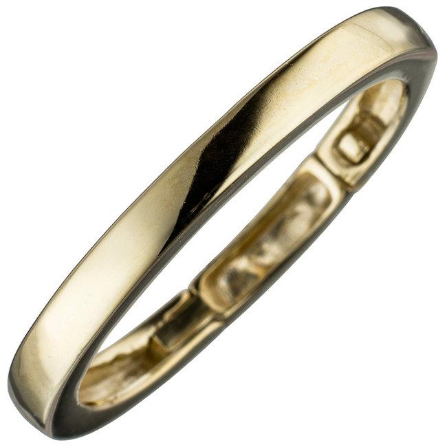 Gold Pearl clip 8 carat