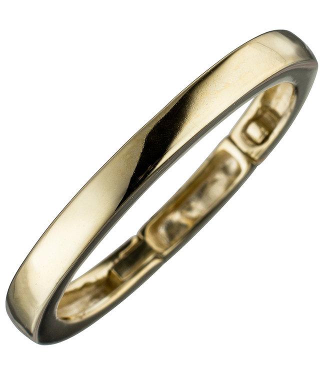 JOBO Gold Pearl clip 8 carat