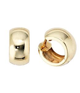 Aurora Patina Gold creoles earrings 333