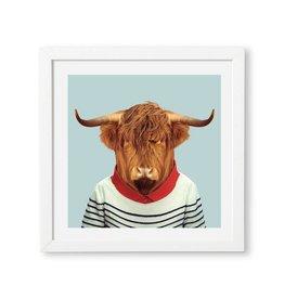 Yago Partal Scottish Cow