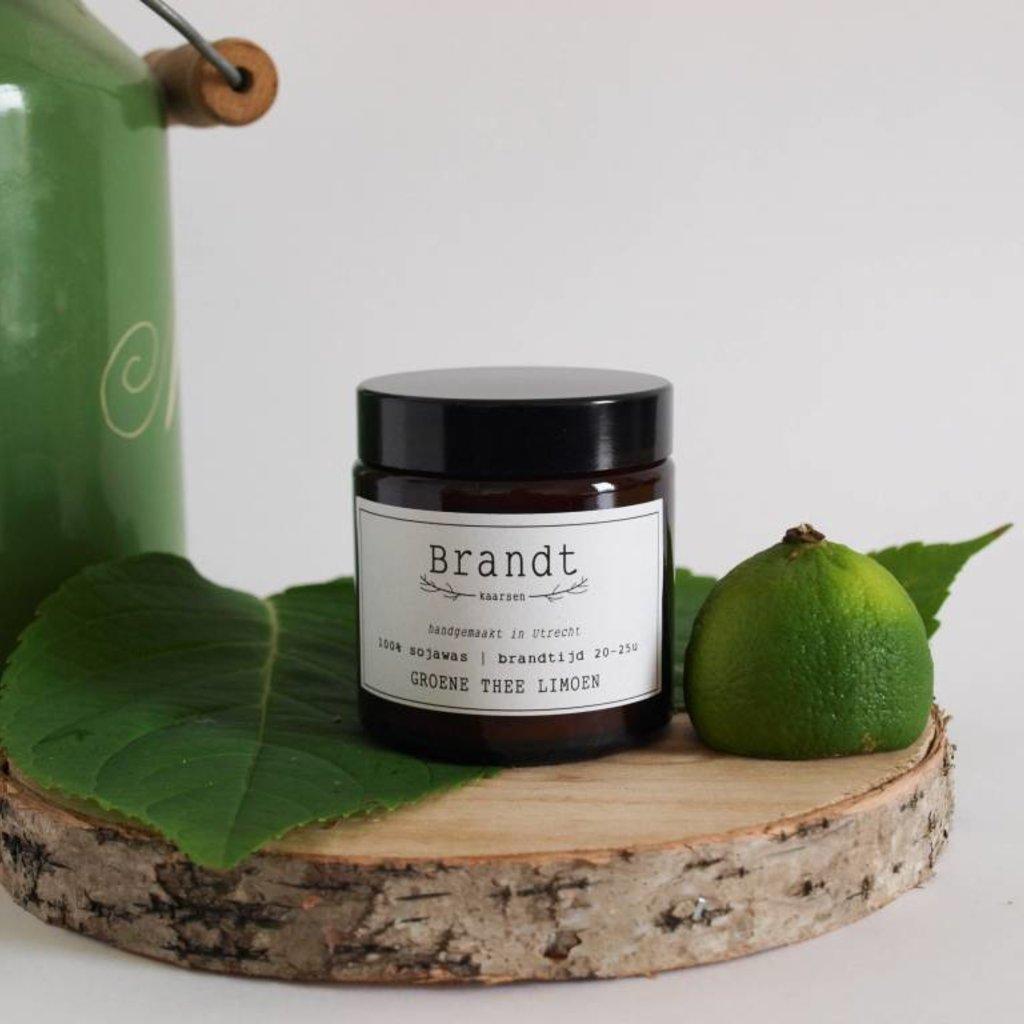Brandt Candle Jasmine