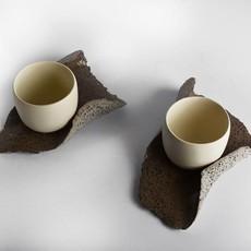 Koffie Kopje met schotel