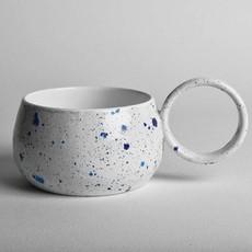 Cups set with big handle