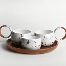 Bennt Brown Cup Set