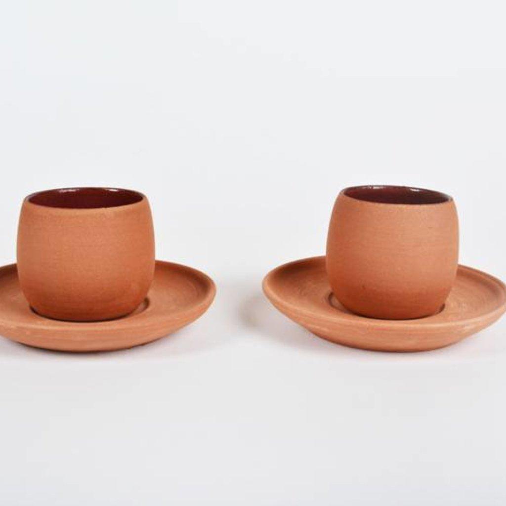 Espresso Cup Nature Clay
