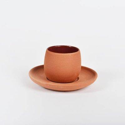 Espresso Kopje van Natuurlijk Klei