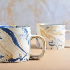 Kinta Marblelook Ceramic Cup