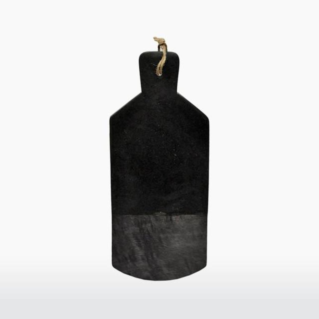 Dassie Artisan Snij en Serveerplank | Leisteen Mangohout