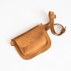 Leather Waistbag in different colors