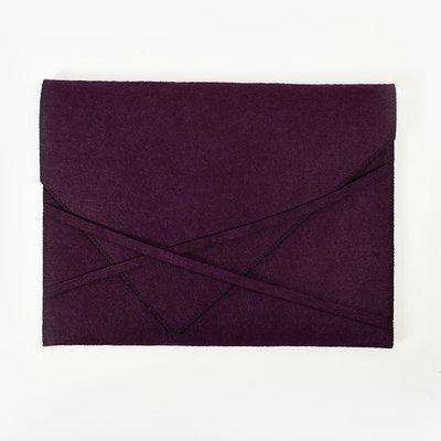 Felt Laptop Sleeve Violet