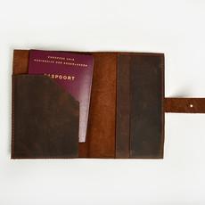 Leren Paspoorthouder
