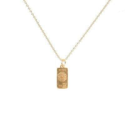 By Lauren Amsterdam Necklace Goldbar